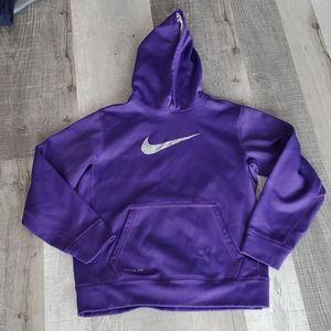 Purple Nike Sweatshirt